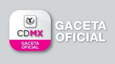 Gaceta Oficial de la Ciudad de México